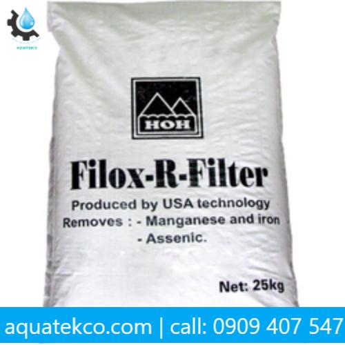 hạt lọc nước filox