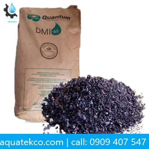 vật liệu lọc nước DMI 65