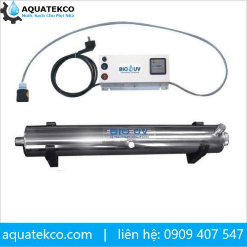 Đèn UV xử lý nước cấp