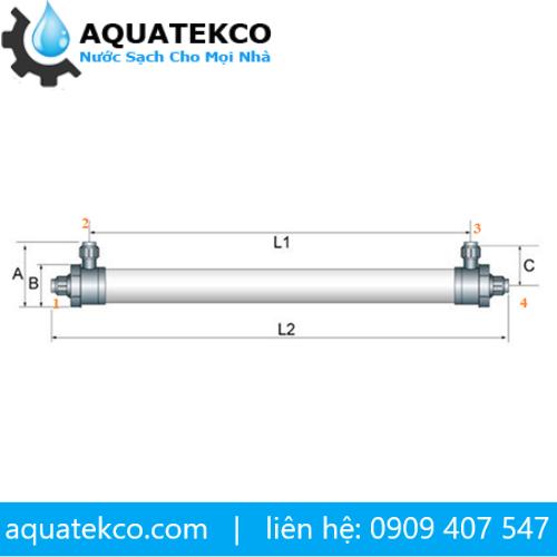 Màng lọc nước UF 4046